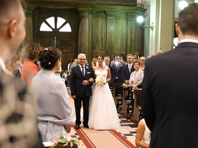 Il matrimonio di Mattia e Rosa a Scaldasole, Pavia 21