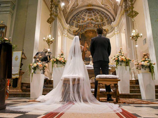 Il matrimonio di Mattia e Rosa a Scaldasole, Pavia 22
