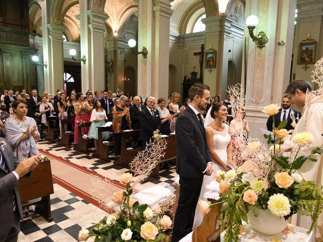 Il matrimonio di Mattia e Rosa a Scaldasole, Pavia 25