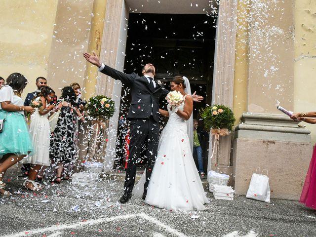 Il matrimonio di Mattia e Rosa a Scaldasole, Pavia 28