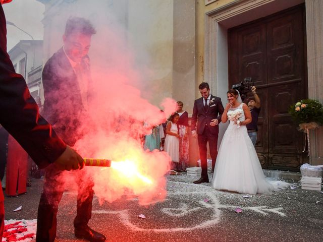 Il matrimonio di Mattia e Rosa a Scaldasole, Pavia 29