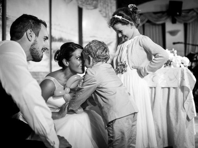Il matrimonio di Mattia e Rosa a Scaldasole, Pavia 36
