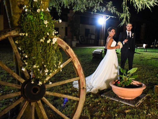 Il matrimonio di Mattia e Rosa a Scaldasole, Pavia 41