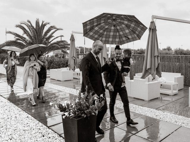 Il matrimonio di Francesco e Linda a Viareggio, Lucca 16