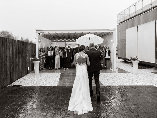 Il matrimonio di Francesco e Linda a Viareggio, Lucca 17
