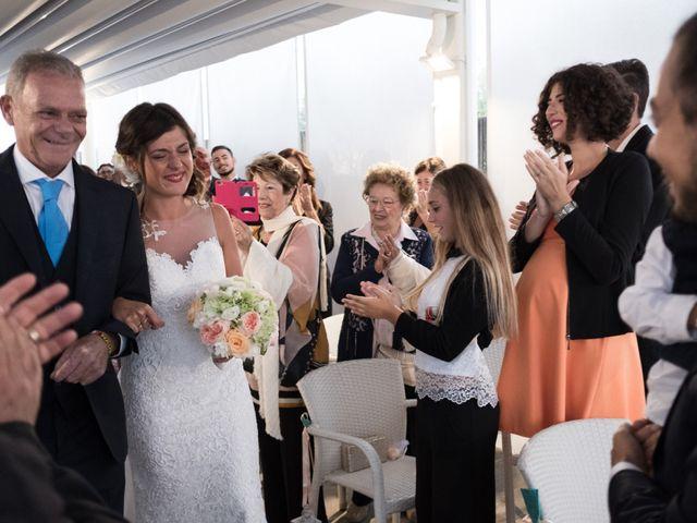 Il matrimonio di Francesco e Linda a Viareggio, Lucca 18
