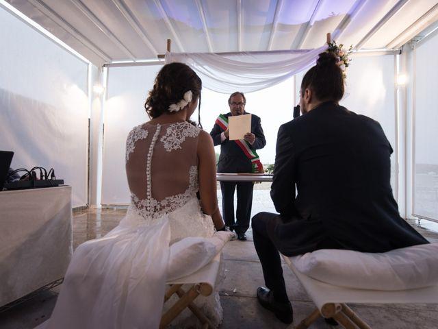Il matrimonio di Francesco e Linda a Viareggio, Lucca 20