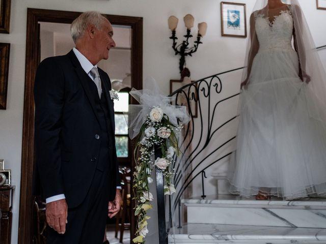 Il matrimonio di Gaspare e Chiara a Portovenere, La Spezia 25