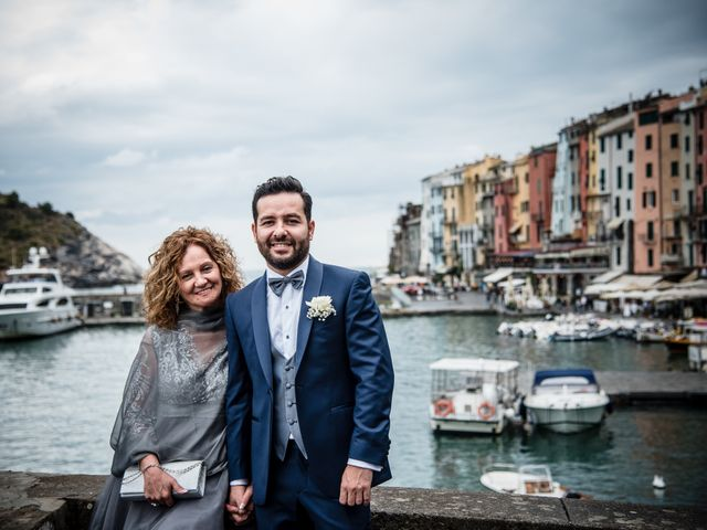 Il matrimonio di Gaspare e Chiara a Portovenere, La Spezia 26