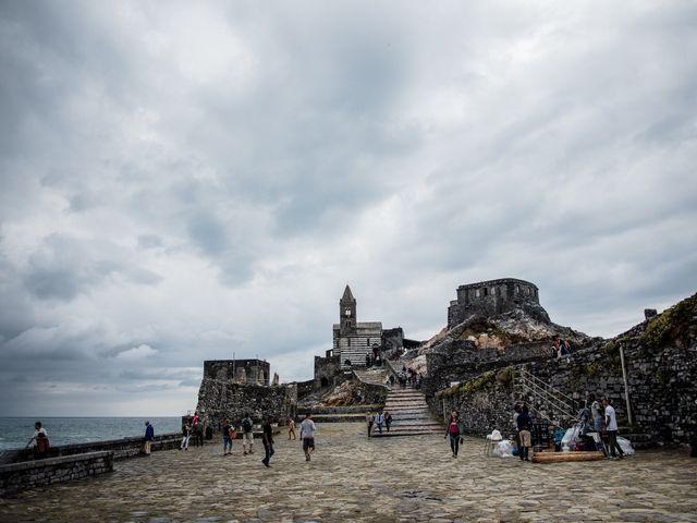 Il matrimonio di Gaspare e Chiara a Portovenere, La Spezia 28