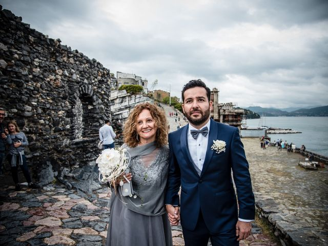 Il matrimonio di Gaspare e Chiara a Portovenere, La Spezia 29