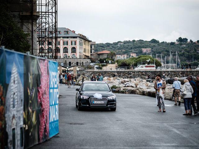 Il matrimonio di Gaspare e Chiara a Portovenere, La Spezia 34
