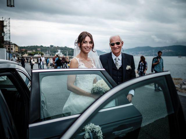 Il matrimonio di Gaspare e Chiara a Portovenere, La Spezia 35