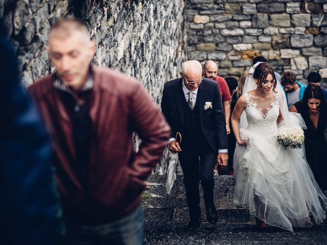 Il matrimonio di Gaspare e Chiara a Portovenere, La Spezia 36
