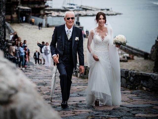 Il matrimonio di Gaspare e Chiara a Portovenere, La Spezia 39