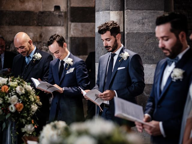 Il matrimonio di Gaspare e Chiara a Portovenere, La Spezia 45