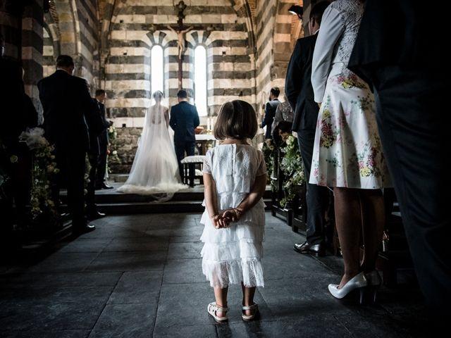 Il matrimonio di Gaspare e Chiara a Portovenere, La Spezia 47