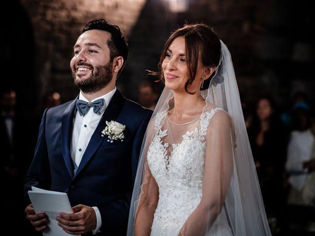 Il matrimonio di Gaspare e Chiara a Portovenere, La Spezia 48