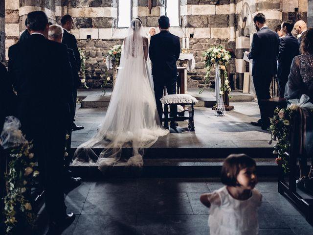 Il matrimonio di Gaspare e Chiara a Portovenere, La Spezia 49