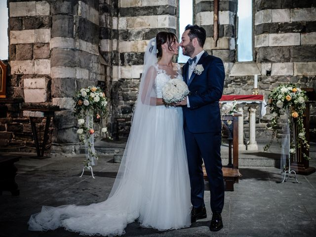Il matrimonio di Gaspare e Chiara a Portovenere, La Spezia 72
