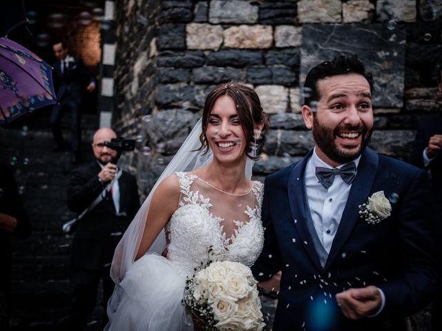 Il matrimonio di Gaspare e Chiara a Portovenere, La Spezia 76