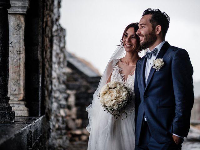 Il matrimonio di Gaspare e Chiara a Portovenere, La Spezia 77