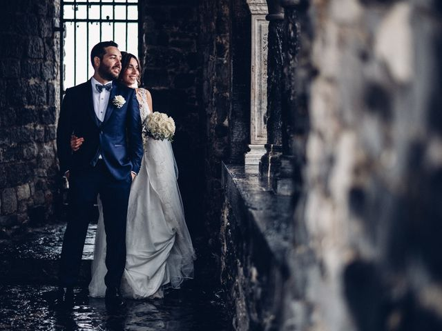 Il matrimonio di Gaspare e Chiara a Portovenere, La Spezia 80