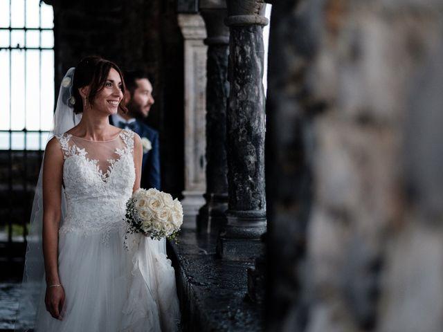 Il matrimonio di Gaspare e Chiara a Portovenere, La Spezia 81