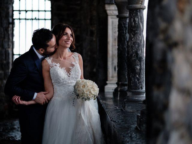 Il matrimonio di Gaspare e Chiara a Portovenere, La Spezia 82