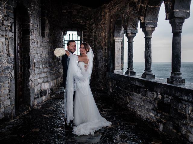Il matrimonio di Gaspare e Chiara a Portovenere, La Spezia 83