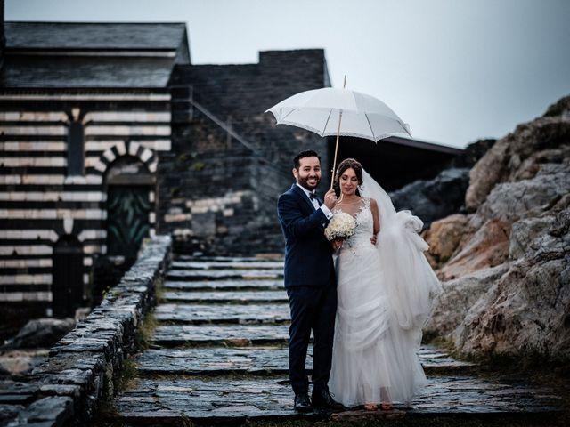 Il matrimonio di Gaspare e Chiara a Portovenere, La Spezia 85
