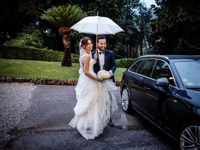 Il matrimonio di Gaspare e Chiara a Portovenere, La Spezia 86