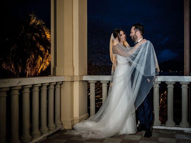 Il matrimonio di Gaspare e Chiara a Portovenere, La Spezia 93