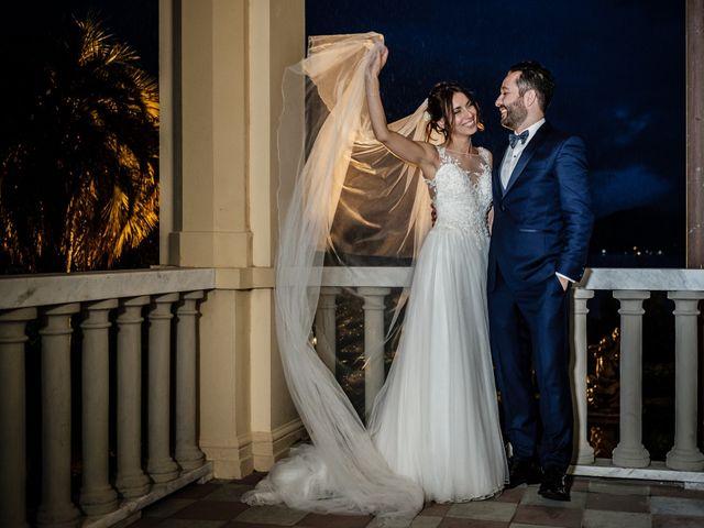 Il matrimonio di Gaspare e Chiara a Portovenere, La Spezia 94