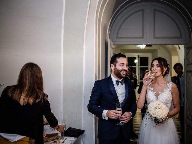 Il matrimonio di Gaspare e Chiara a Portovenere, La Spezia 97