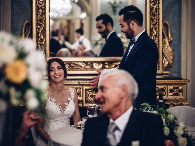 Il matrimonio di Gaspare e Chiara a Portovenere, La Spezia 110