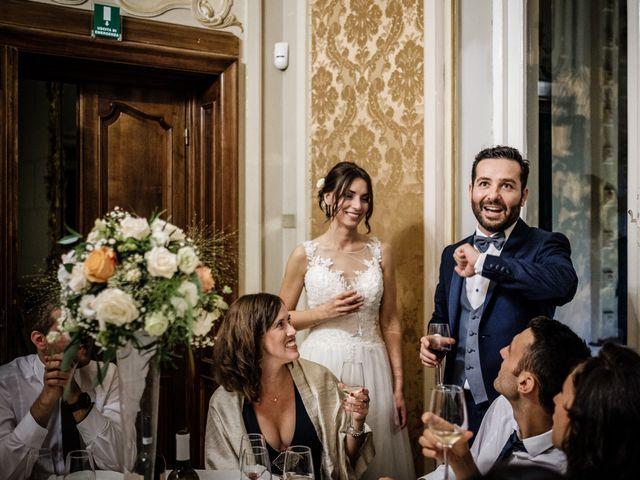 Il matrimonio di Gaspare e Chiara a Portovenere, La Spezia 117