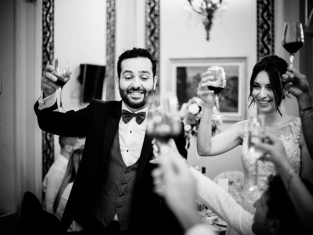 Il matrimonio di Gaspare e Chiara a Portovenere, La Spezia 123
