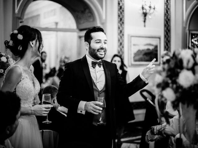 Il matrimonio di Gaspare e Chiara a Portovenere, La Spezia 124
