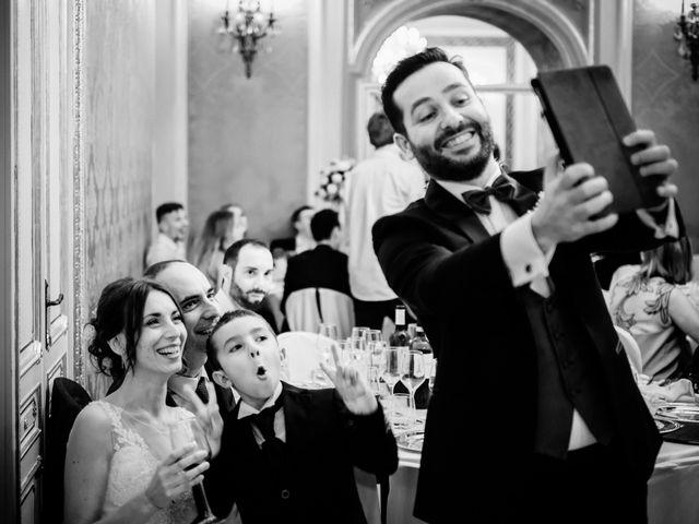 Il matrimonio di Gaspare e Chiara a Portovenere, La Spezia 129