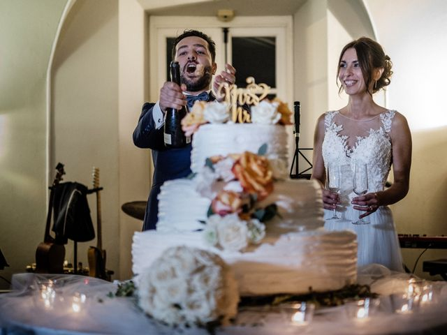 Il matrimonio di Gaspare e Chiara a Portovenere, La Spezia 132
