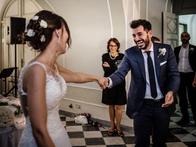 Il matrimonio di Gaspare e Chiara a Portovenere, La Spezia 137