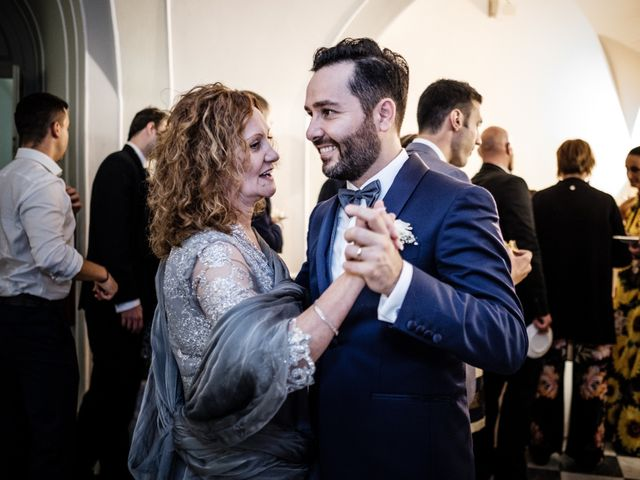 Il matrimonio di Gaspare e Chiara a Portovenere, La Spezia 142