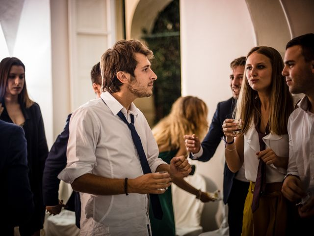 Il matrimonio di Gaspare e Chiara a Portovenere, La Spezia 146