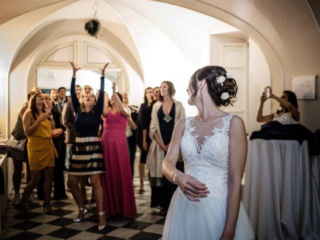 Il matrimonio di Gaspare e Chiara a Portovenere, La Spezia 149