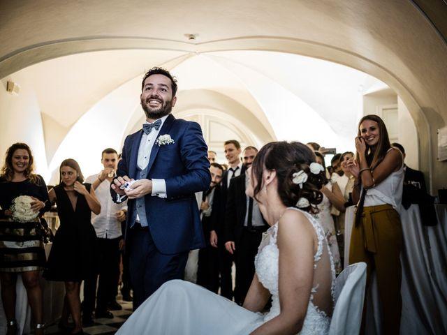 Il matrimonio di Gaspare e Chiara a Portovenere, La Spezia 151