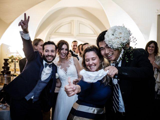 Il matrimonio di Gaspare e Chiara a Portovenere, La Spezia 152