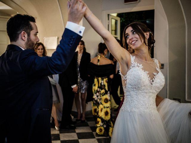 Il matrimonio di Gaspare e Chiara a Portovenere, La Spezia 156