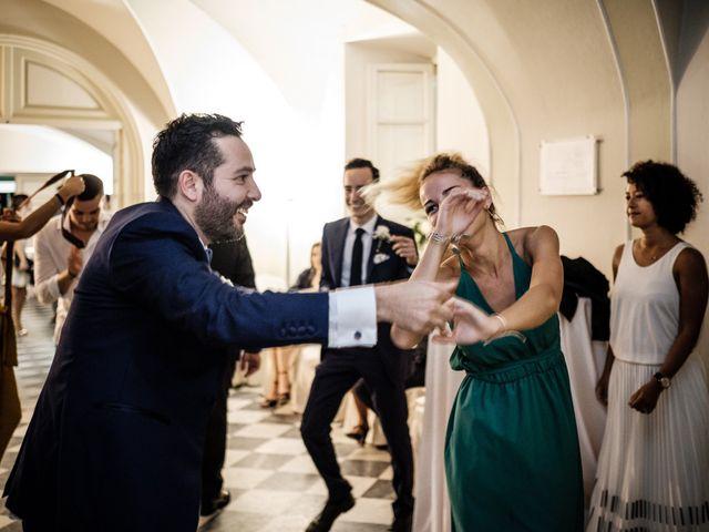 Il matrimonio di Gaspare e Chiara a Portovenere, La Spezia 157