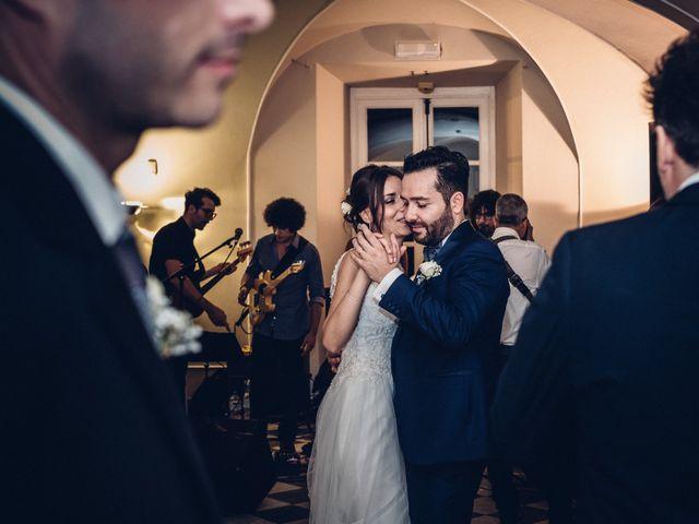 Il matrimonio di Gaspare e Chiara a Portovenere, La Spezia 163